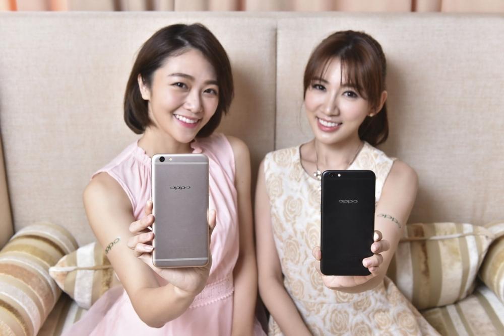 OPPO趁勢於情人節前夕推出OPPO R9s Plus與OPPO R9s黑色,提供消費者更多情人節禮物選擇。