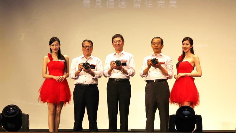 全方位單眼再進擊!Canon EOS 80D正式上市