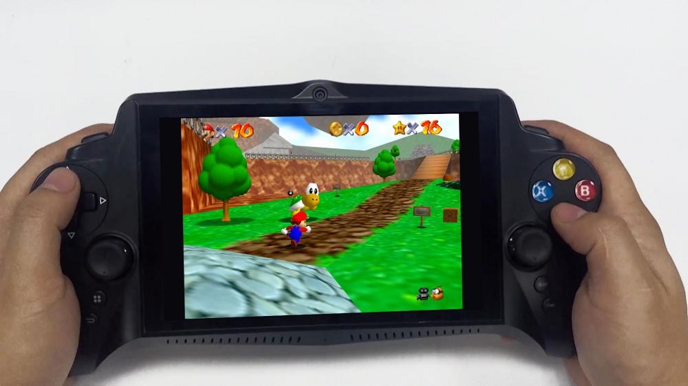 七吋掌機更拉風!NVIDIA復古遊戲平板電腦
