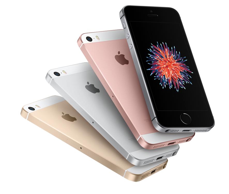 歷來最強的四吋手機!一手掌握iPhone SE
