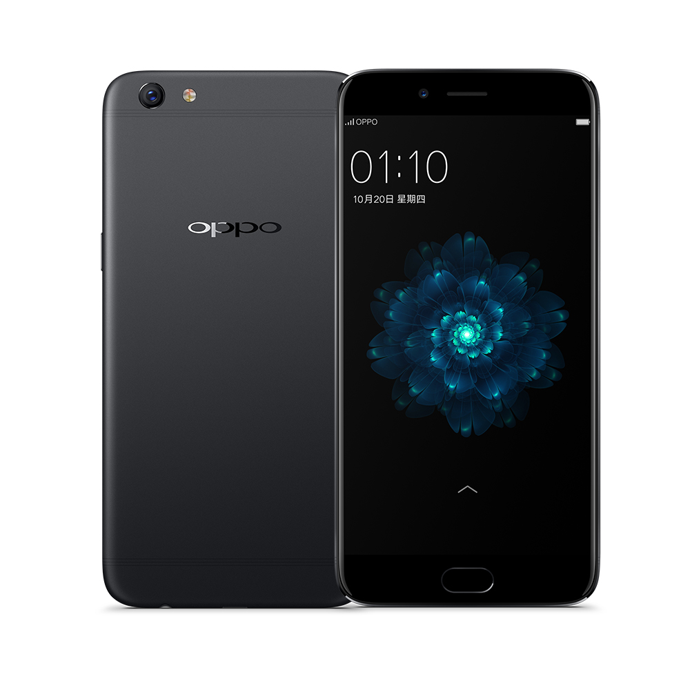 OPPO R9s 黑色 6吋Full HD大螢幕的OPPO R9s Plus黑色, 搭配0.3mm 的微縫天線設計,讓天線巧妙融合在機身中,質感再進化