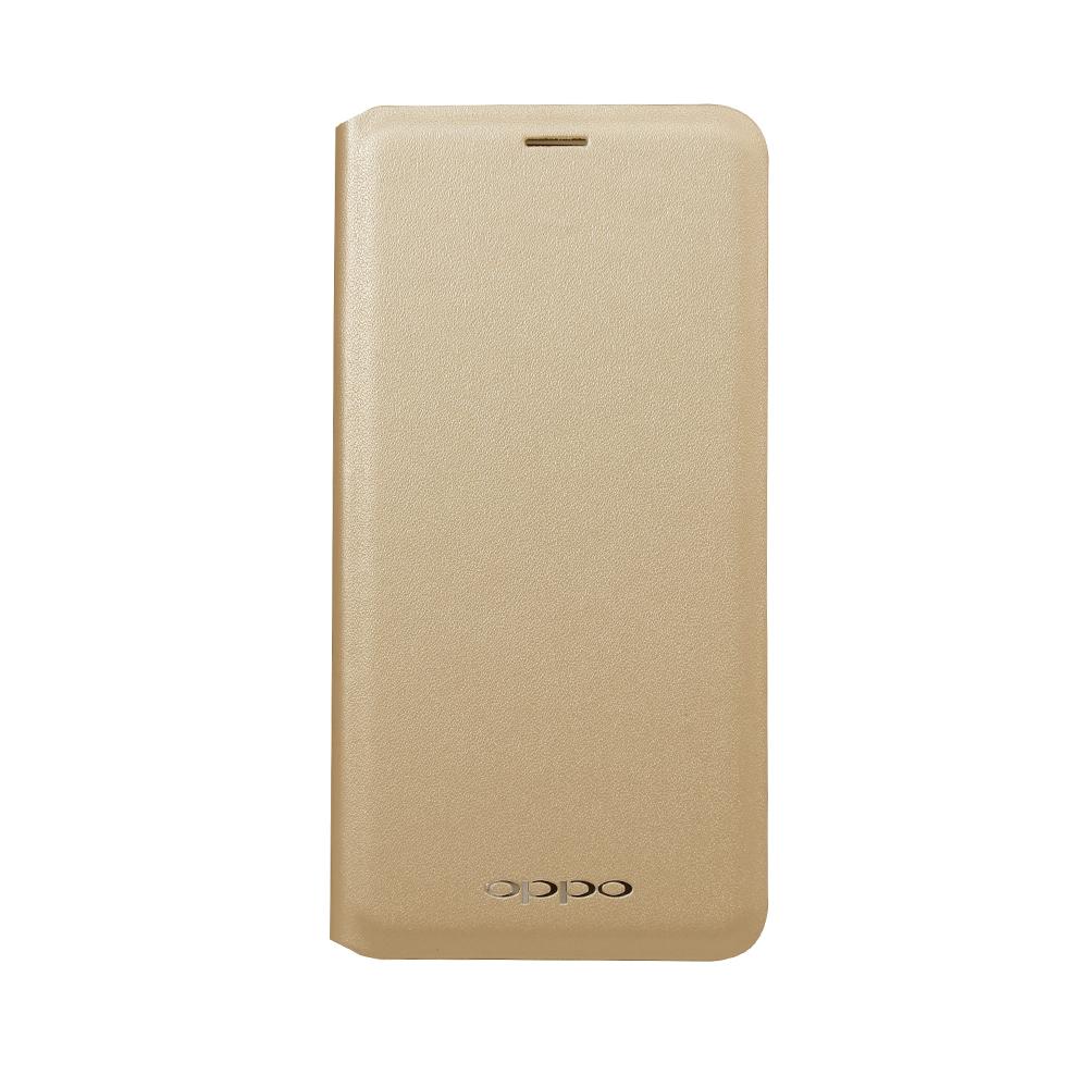 OPPO A57金色版(32GB)建議售價NT$7,990,凡預購即加贈OPPO A57原廠側掀皮套(市價NT$590)