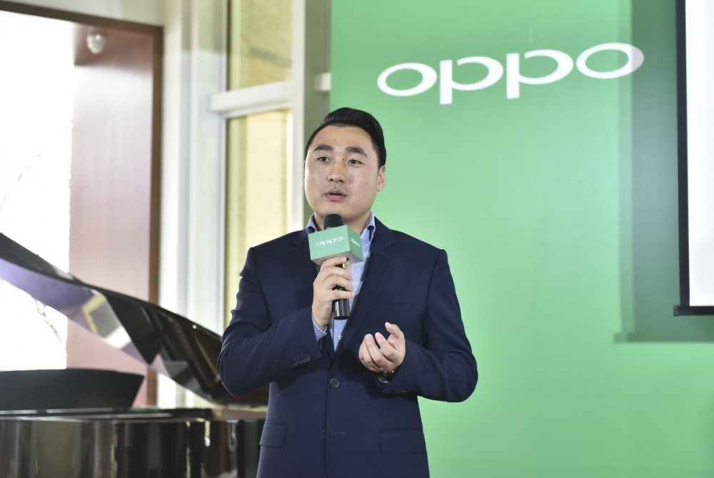 OPPO台灣總經理何濤安表示OPPO將持續深耕台灣,未來更將設立售後服務中心,讓消費者在全台都可以輕易找到OPPO的足跡。