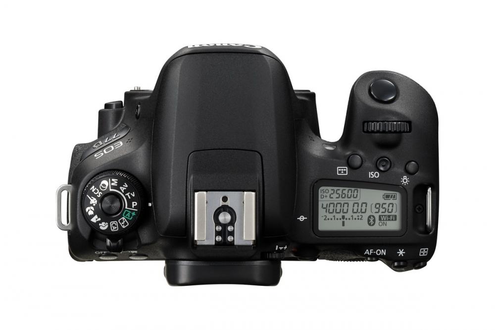 0.03秒極速對焦!Canon發表輕巧中階EOS 77D及入門級EOS 800D