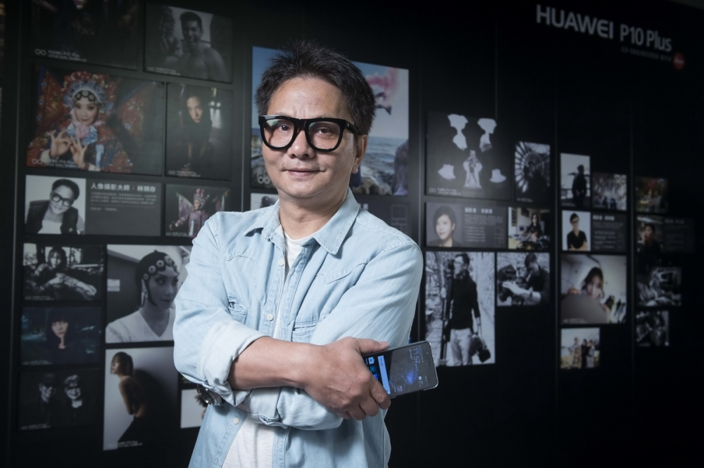 【HUAWEI】HUAWEI邀請「台灣人像攝影大師」林炳存,分享搶先使用HUAWEI P10 Plus的體驗心得