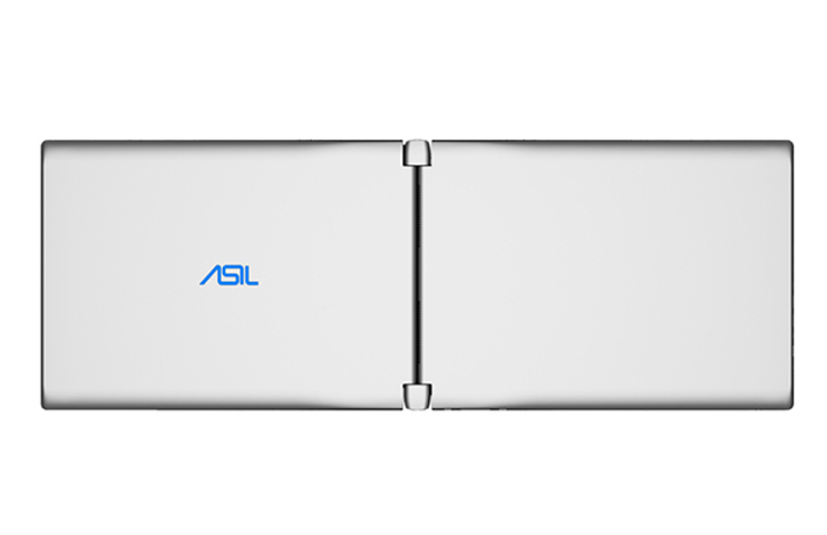 筆電自帶雙螢幕!翼昇變形平板電腦