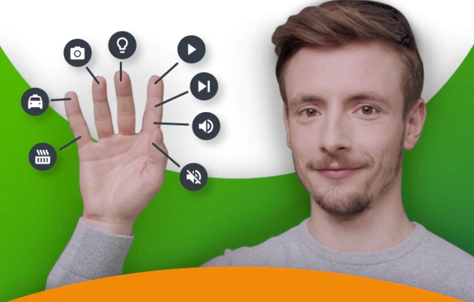 十指當開關!神奇的Tapdo手機遙控鍵