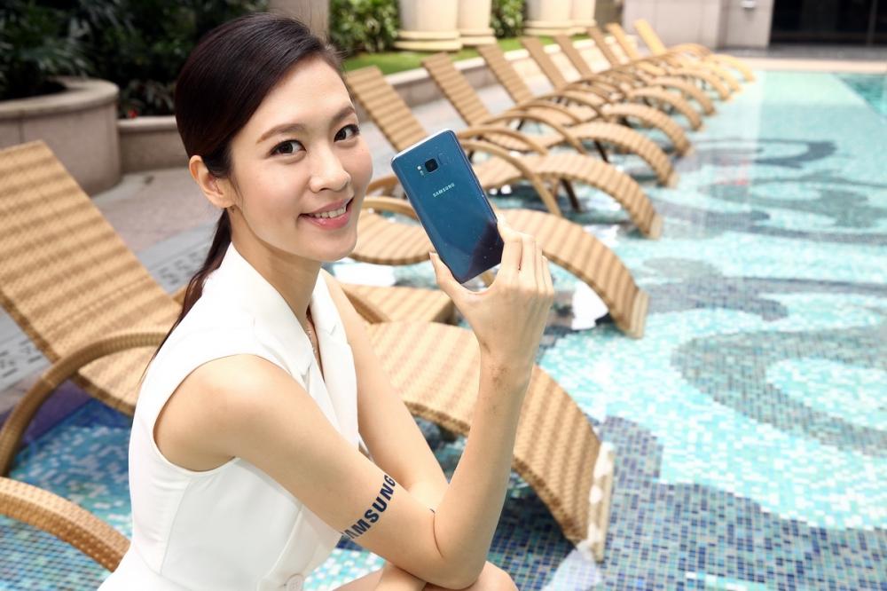 打破框限大「視」界!Galaxy S8/S8+在台上市