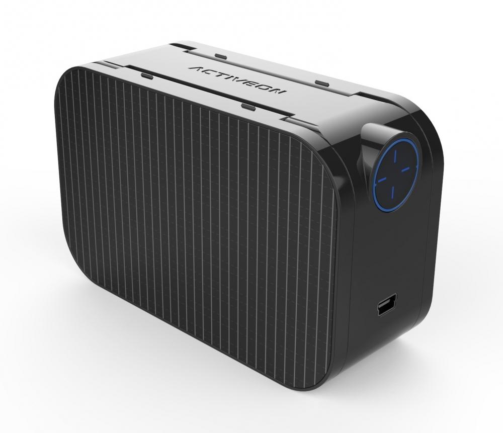 電池多撐四小時!太陽能供電的Solar X運動型攝影機