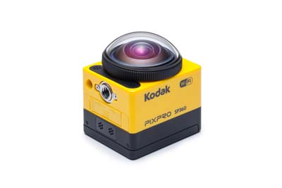 Kodak PIXPRO SP360 Full HD全景VR攝影機