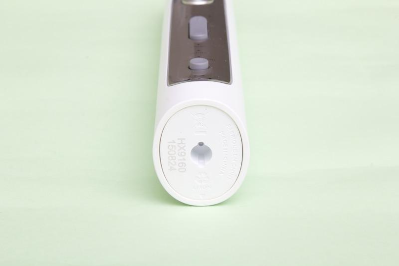 每秒震動一千下!飛利浦Sonicare電動牙刷開箱體驗