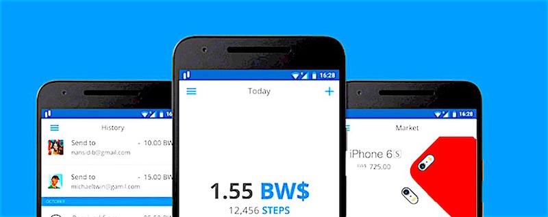 走路就能賺錢?新款App想靠「走路工」蓋銀行