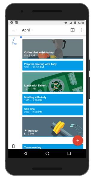 Google Calendar推出Goals功能,幫你自動找到完成目標的時間