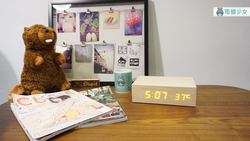 [評測] 木質調清新室內風格,交給『HOmtime M9』NFC藍牙音箱來營造