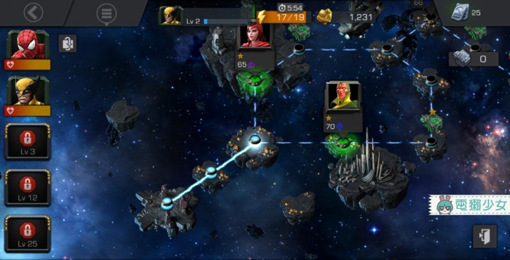 [Android][iOS] 漫威英雄再出擊!! 《MARVEL:超級爭霸戰》燃燒你的格鬥魂!!!