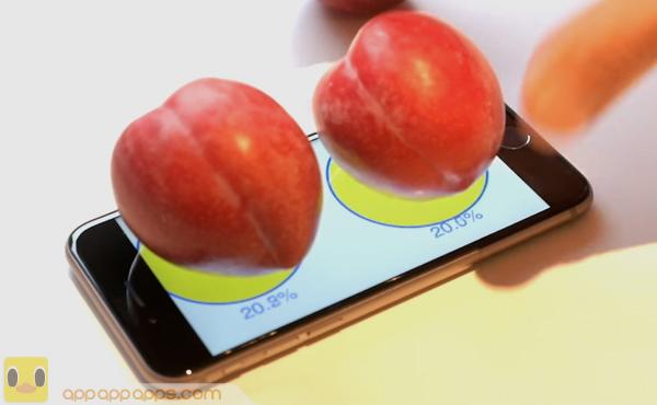 iPhone 6S 超炫新能力: 用 3D Touch 螢幕來磅重![影片]