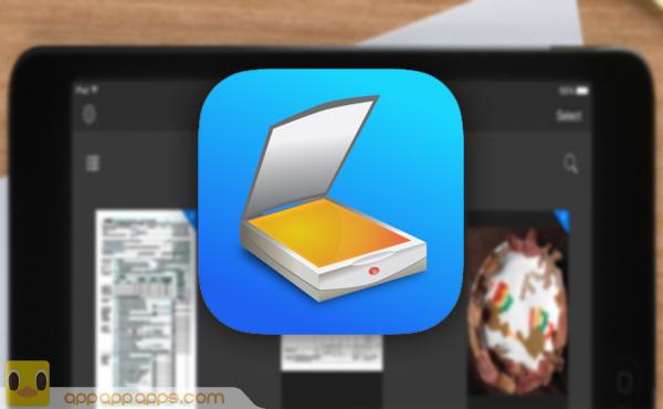 這個超好評文件掃描器 App, 首次可以免費下載!