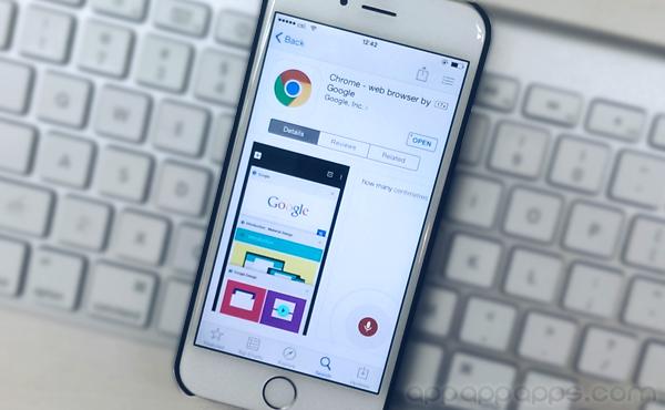 iOS 版 Chrome 歷來最大升級!即時爆速度, 錯誤減少 70% +新用法