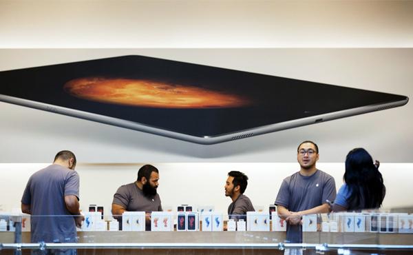 Apple 宣佈: iPad Pro 明天正式開賣, 稍後開始現貨直購