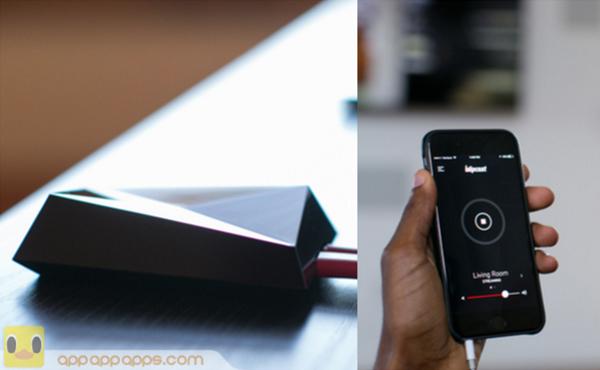 不用無線耳機!這小盒將電視聲音傳到手機直接聽