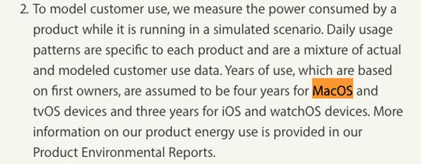 蘋果 OS X 可能要改名了