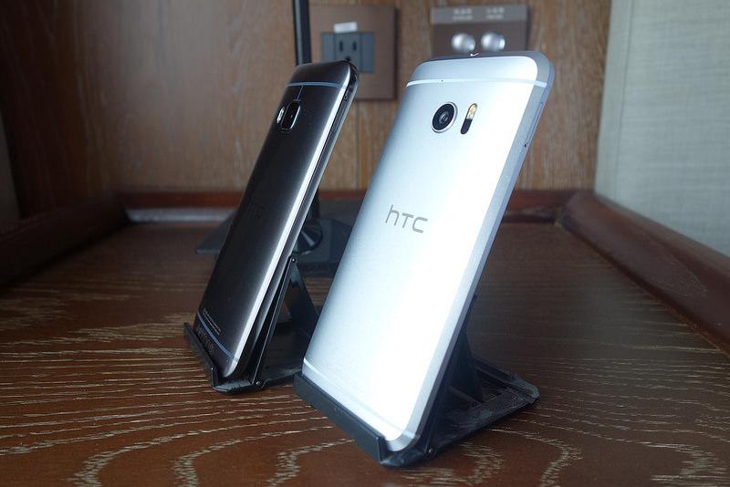 HTC 10開箱 相機進步大跳躍 前後鏡頭實拍多圖