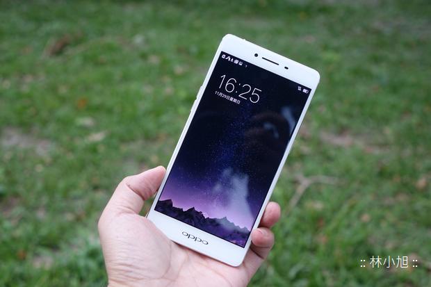 維持優點再進化!OPPO R7s金屬機身智慧型手機4GB RAM 超薄更順暢開箱