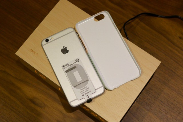 領導者 NFC 藍牙無線充電木質音箱的開箱分享