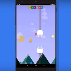 Google 藏了遊戲在 安卓 手機裡!?一定要解鎖玩一玩的啦~