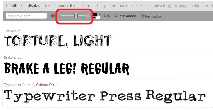免費字庫!超過 1000 種字型,美化你的照片、圖檔!