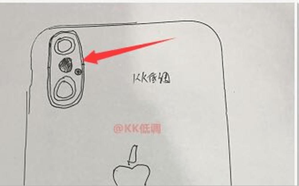iPhone 8外型設計再次曝光 將採用雙主鏡頭、自拍鏡頭四鏡頭配置