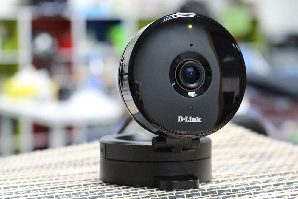 雲監控超簡單!D-Link 友訊 DCS-936L 超廣角 HD 高畫質無線網路攝影機
