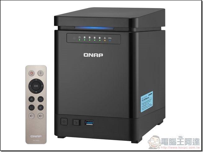 強悍核心眾望所歸 QNAP TS-453Bmini打造家用最強私有雲