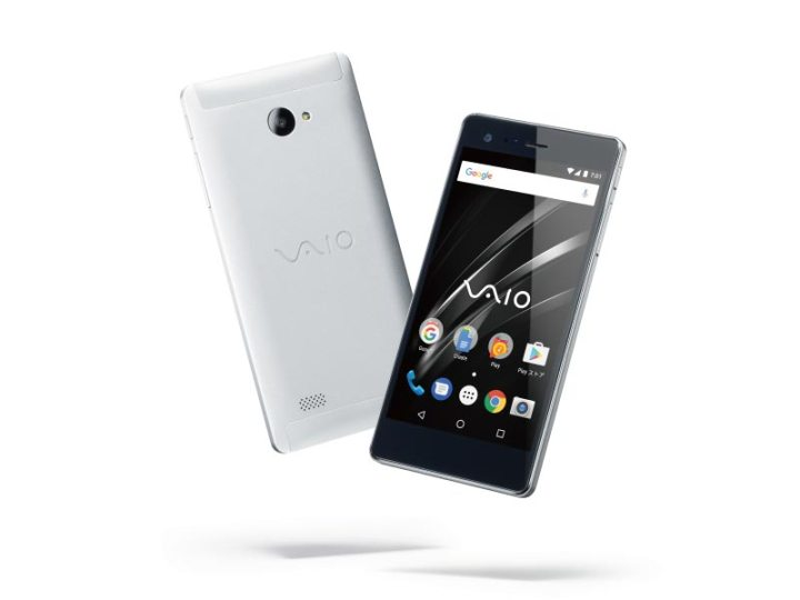 搭載android系統,VAIO Phone A 登場!