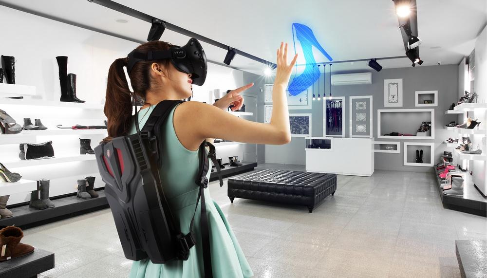 「VR」展翅 94狂!