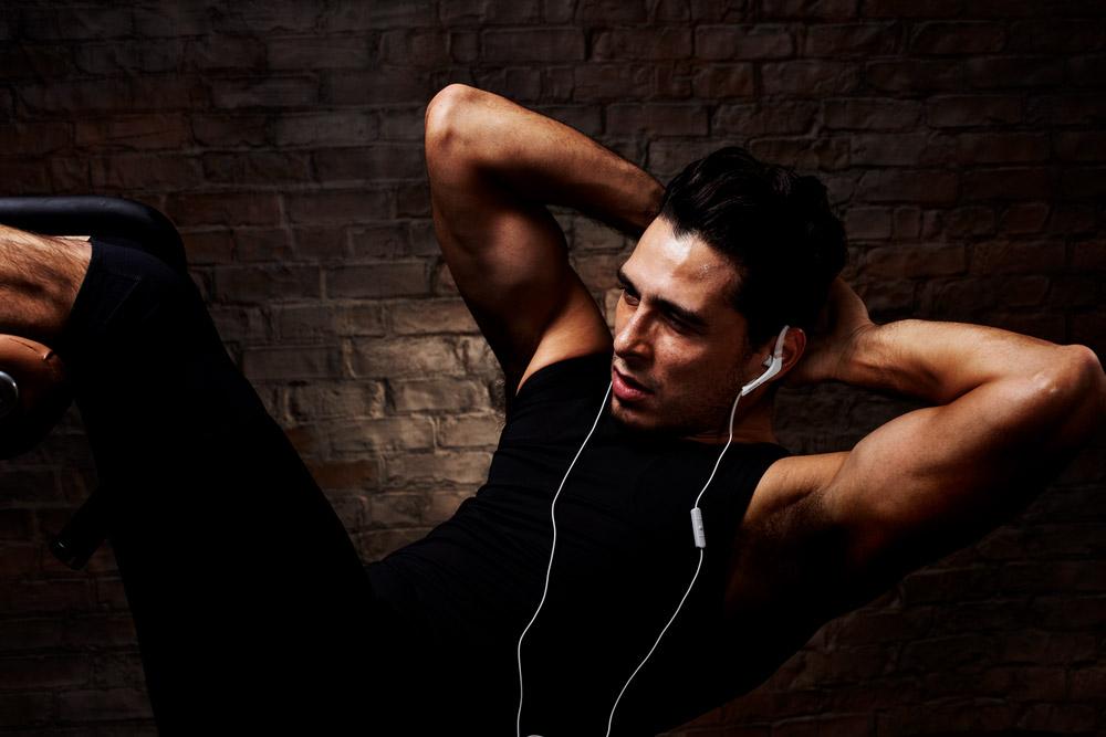運動貼聲教練 動感不絕於耳