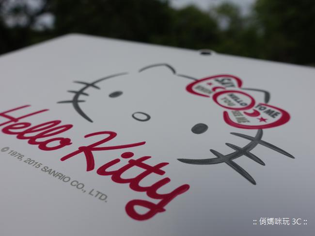 超可愛!捷元獨家代理「GRACE 10」2in1 Hello Kitty 平板筆記型電腦開箱
