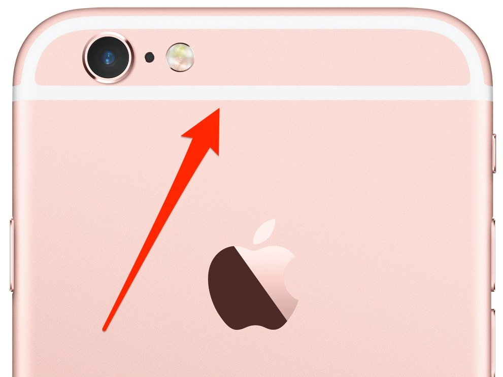 iPhone 6s 天線白邊依舊在,材質專利尚無用武之地