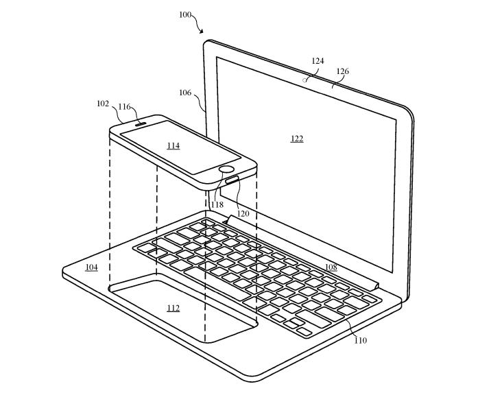 指揮艇組合!蘋果新專利可讓 iPhone 和 iPad 變身 MacBook