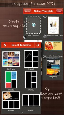 Frame Artist Pro 藝術相框設計專業版,app說明由三嘻行動哇@Dr.愛瘋所提供