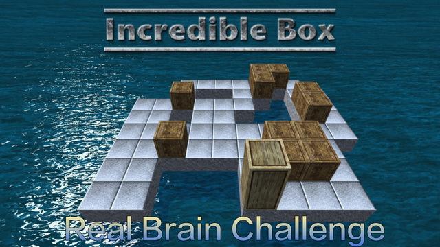 Incredible Box 大木箱 - 殺死你無數腦細胞,app說明由三嘻行動哇@Dr.愛瘋所提供