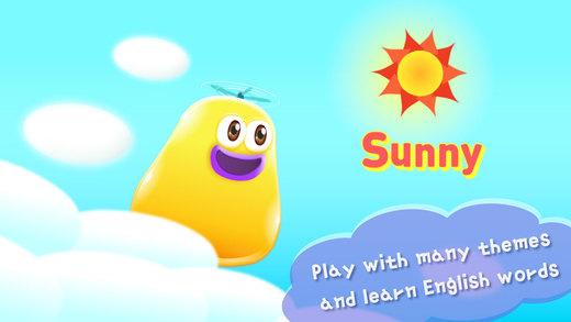 Juddings Today : learning language easy for kids 和果凍一起天天學英文,app說明由三嘻行動哇@Dr.愛瘋所提供