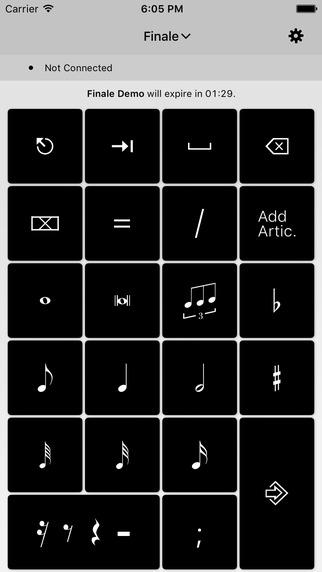 NumPad 音樂創作好方便~無線數字 / 節拍小鍵盤,app說明由三嘻行動哇@Dr.愛瘋所提供