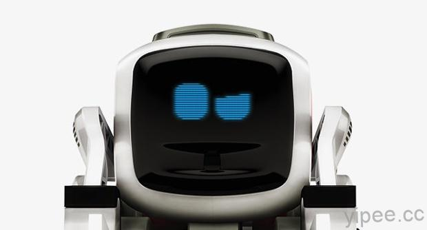 Anki 新款 Cozmo 人工智慧賽車機器人,多陪它玩會愈來愈聰明喔!