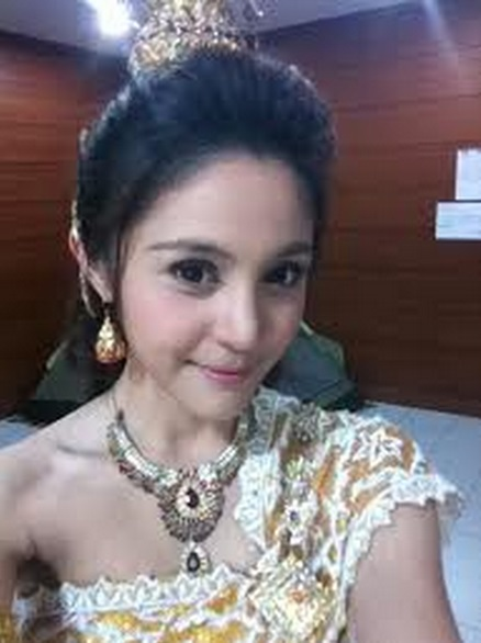【泰國星正妹】Nina Suthassorn Sajjaphuriphum/可愛端莊的皮庫通公主