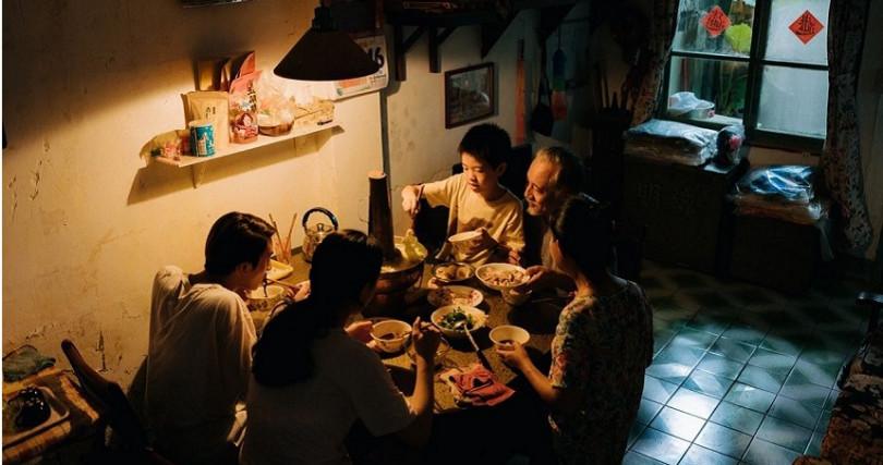 呂雪鳳在《那個我最親愛的陌生人》詮釋「全天下人妻最害怕的事」。(翻攝/自金馬影展)