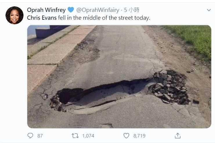 (圖/Oprah推特)