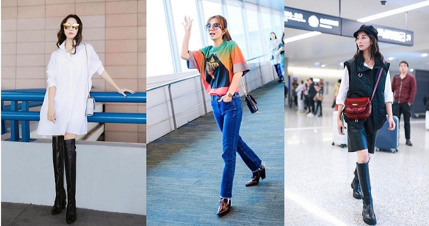 粉絲們喜歡誰的穿搭呢?(圖/品牌提供、翻攝侯佩岑IG、翻攝Ella IG)