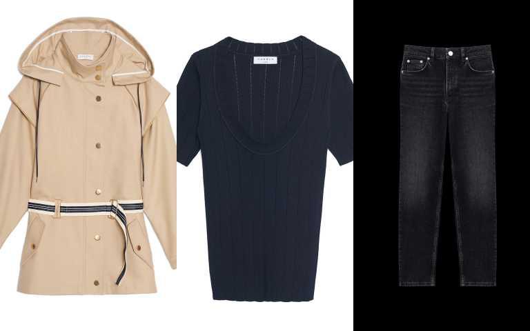 清纯系女孩朴敏英机场抓包超时尚今年必收割包款就是它!