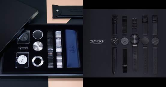 ZuWatch主打客製組合訂製錶款,男女錶款皆有,獨創時尚風格。(圖/ZuWatch)